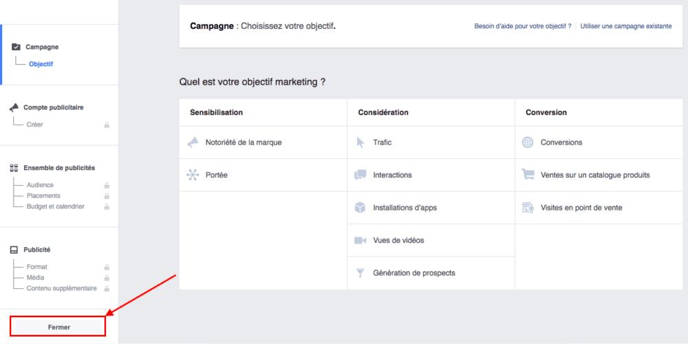 compte-publicitaire facebook