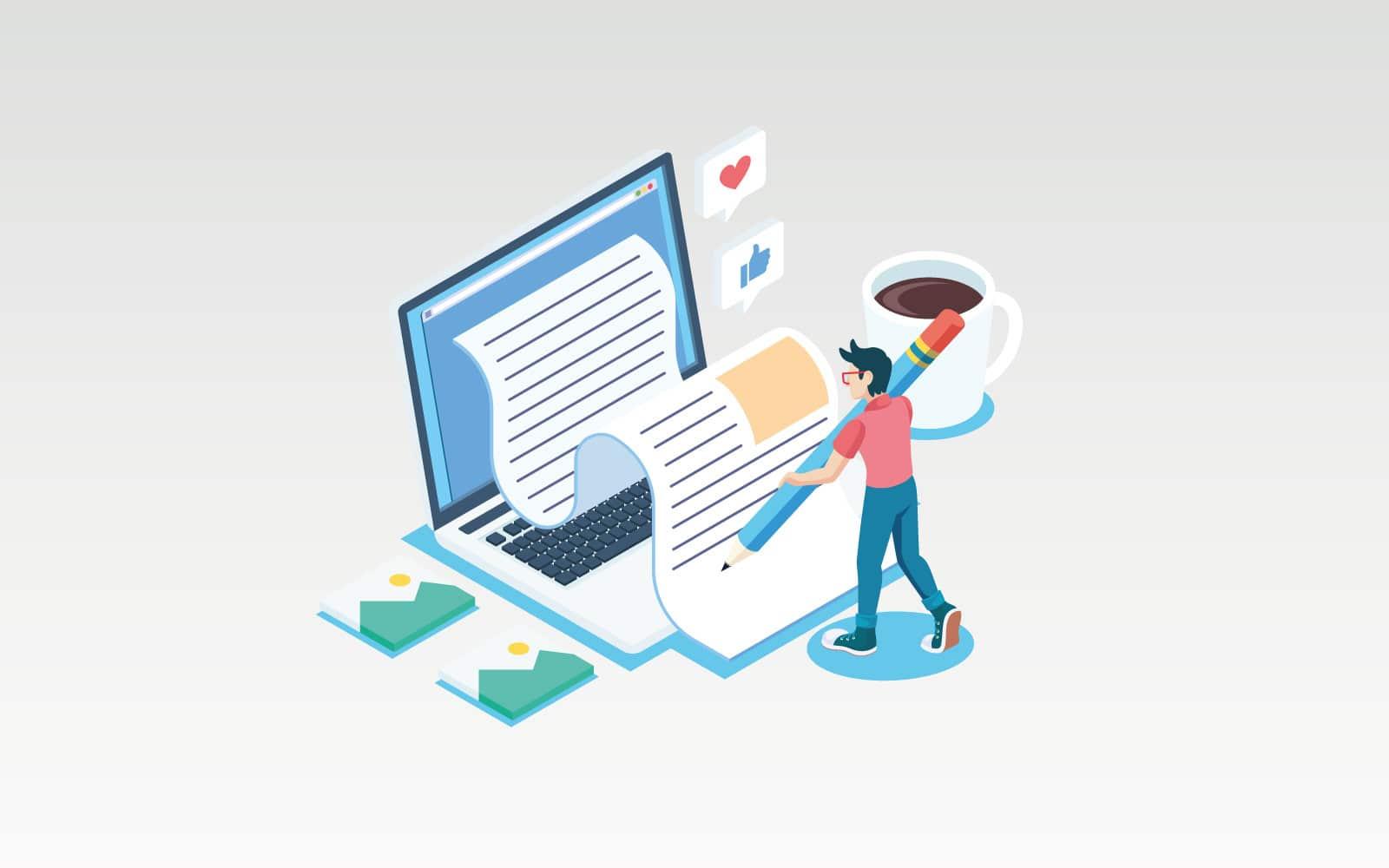 Ecrire un article de Blog bien référencé